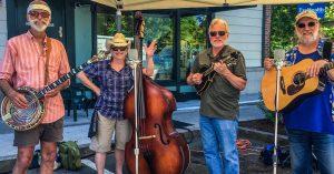 The Rogue Bluegrass Band